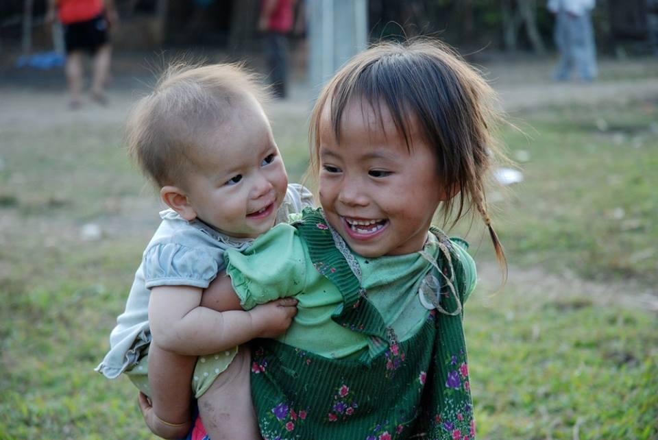 Buongiorno da Vang Vieng Laos