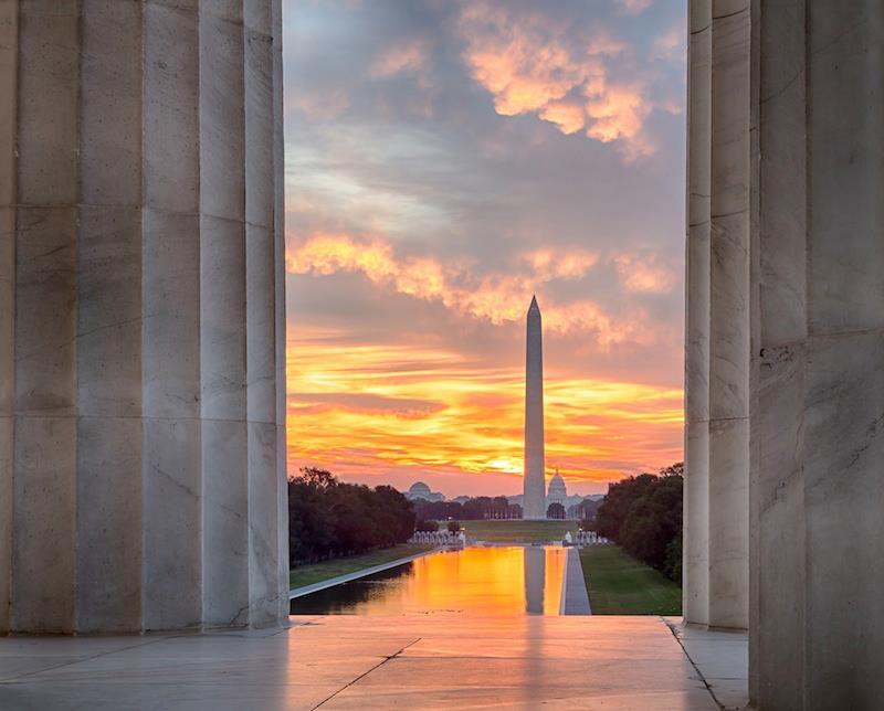 Buongiorno da Washington