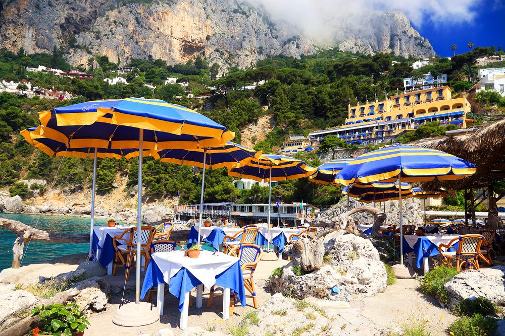 Capri Island Italy Europe