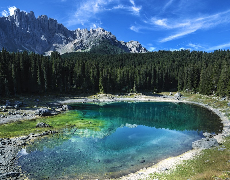 Carezza Dolomites Italy 1