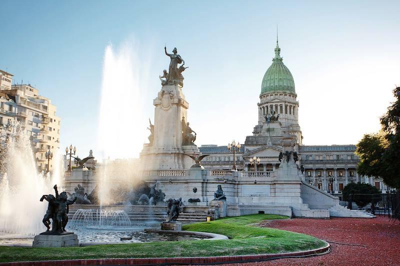 Cartolina da Buenos Aires