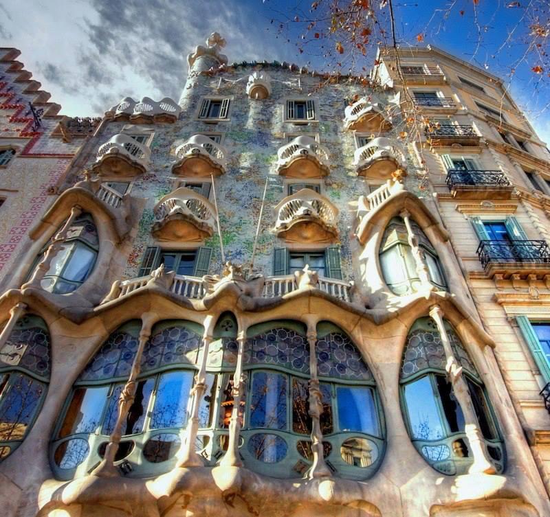 Casa Battlo Barcellona