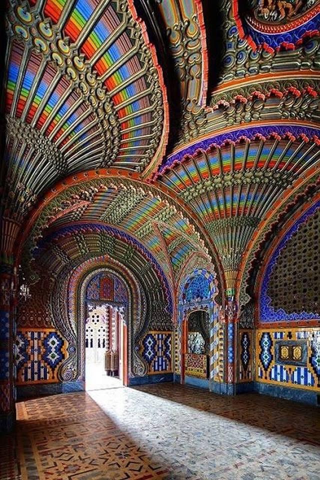 Castello di Sammezzano Reggello Toscana24_1520027838_n