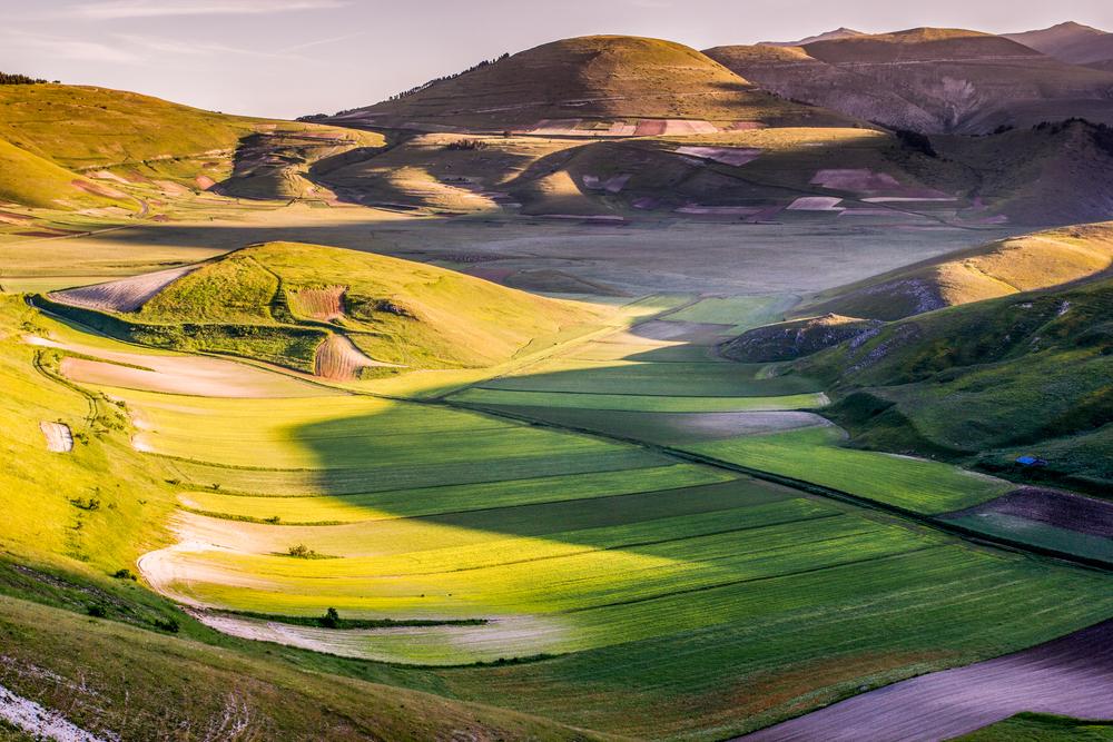 Castelluccio di Norcia Valley Umbria