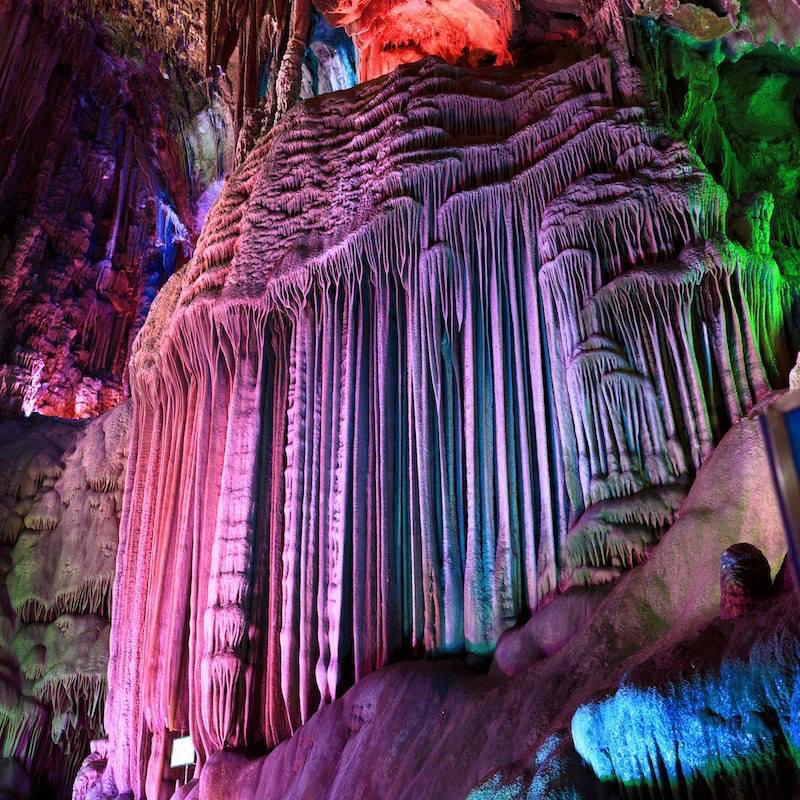 Cava Guangxi Zhuang China