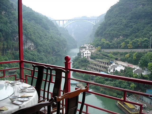 Cena al Fangweng Restaurant China