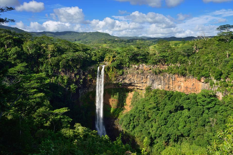 Chamarel Falls Mauritius
