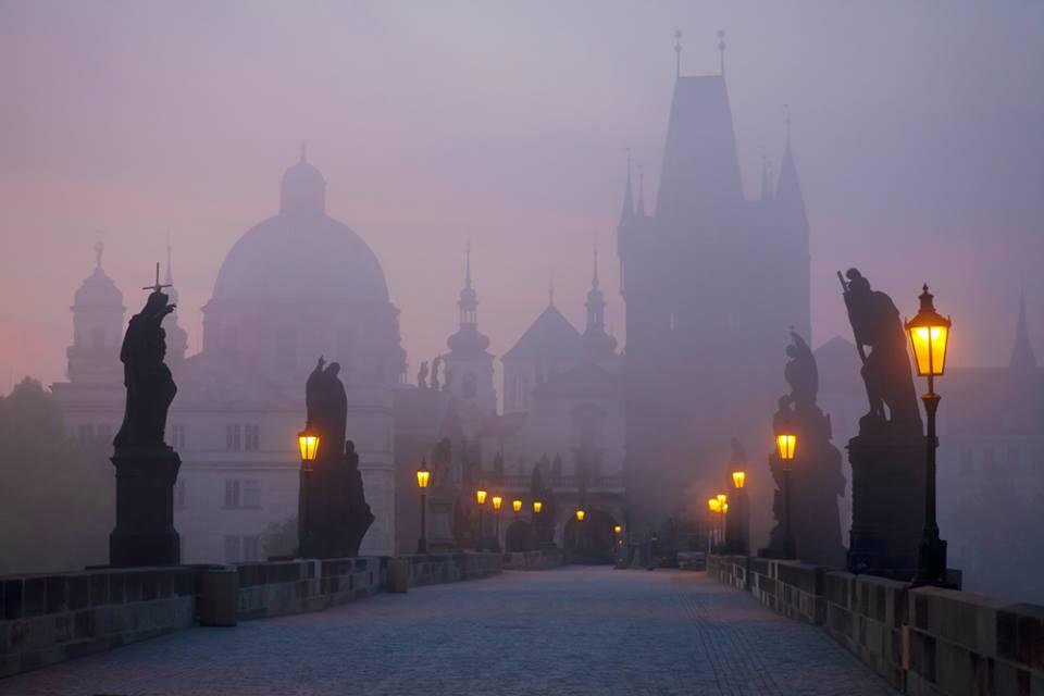 Charles bridg Prague