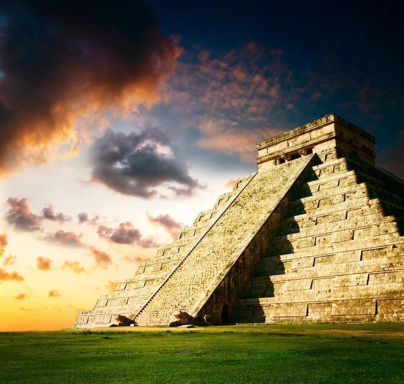 Chichén Itzá penisola dello Yucatan