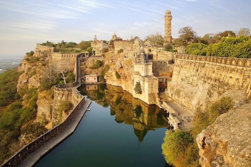 Cittorgarh Fort Rajasthan 1