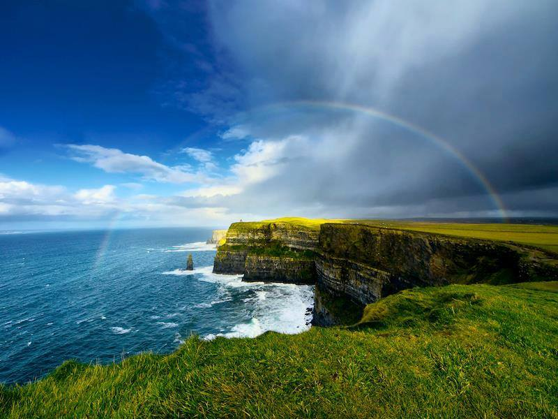Cliff of Moher Ireland 1