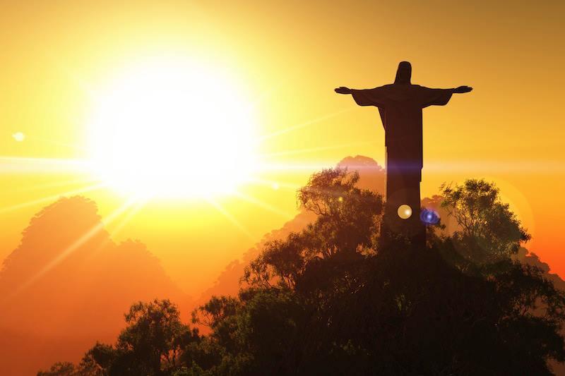 Corcovado Rio de Janeiro Brasile