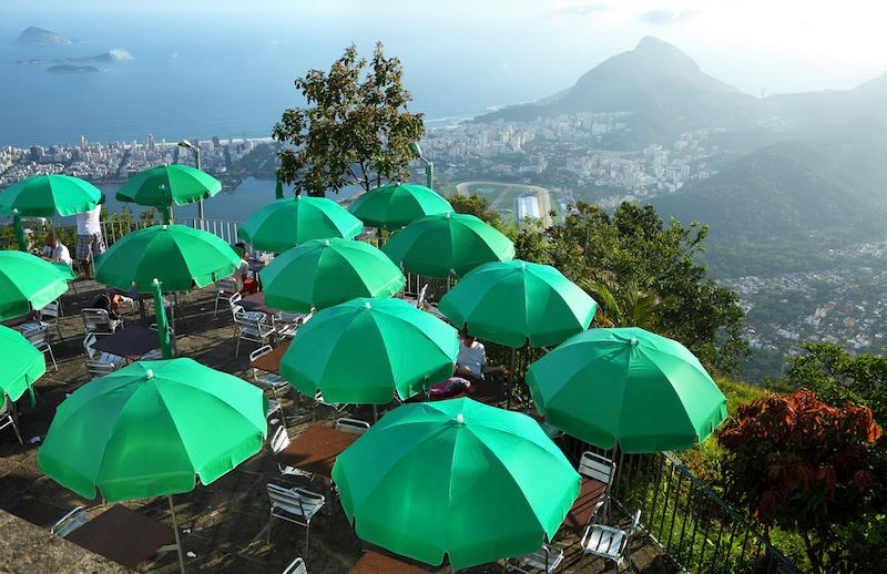 Corcovado Rio de Janeiro