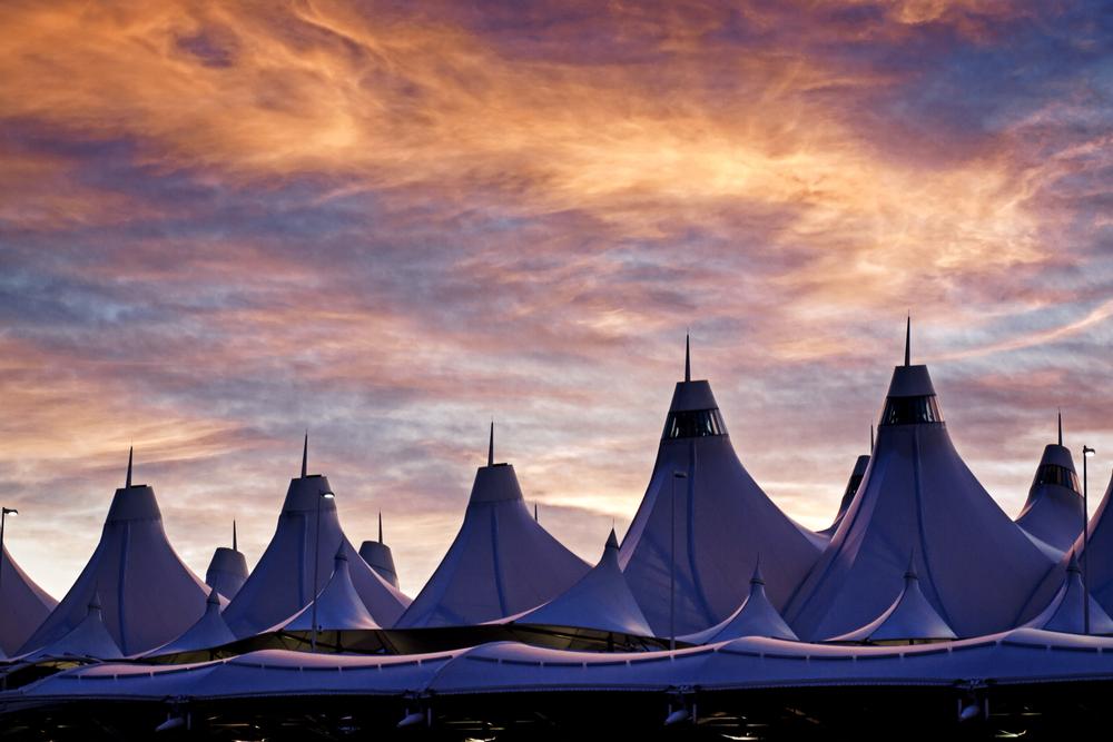 Denver International Airport colorado