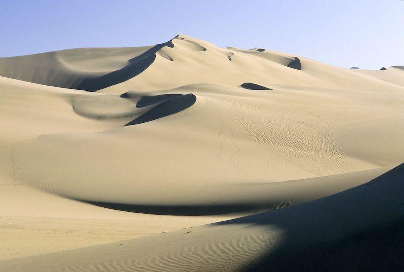 Desert Huacachina Perù