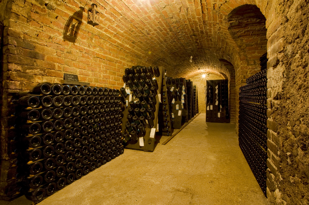Epernay Champagne Region France