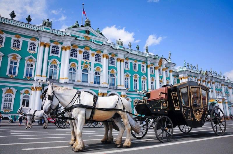 Ermitage San Pietroburgo Russia