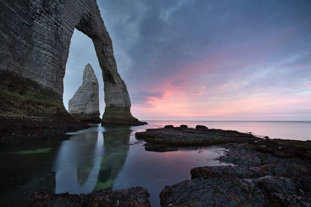 Etretat Aval Normandy