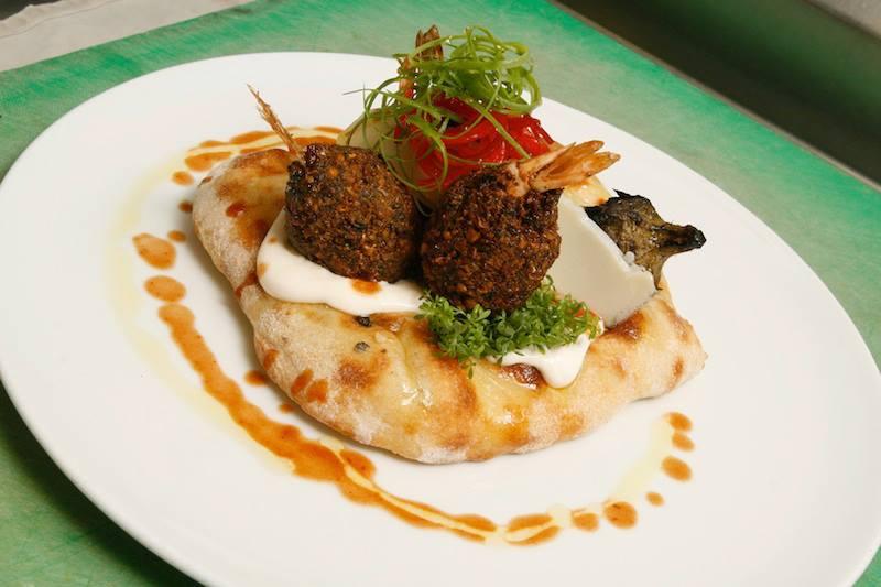 Falafel traditional food Israel