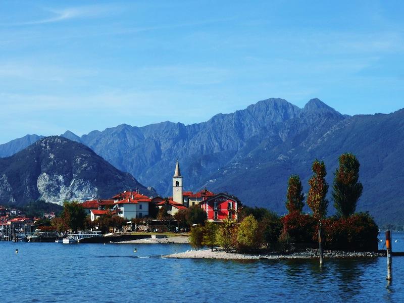Fishermen Island Lake Maggiore