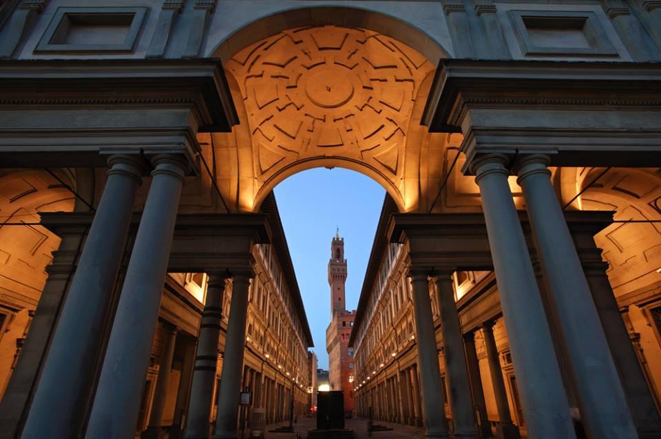 Galleria degli Uffizi Firenze toscana4_n