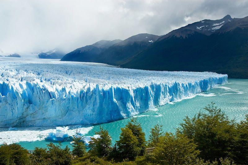 Glacier Perito Moreno Patagonia Argntina