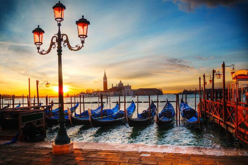 Gran Canal Venezia