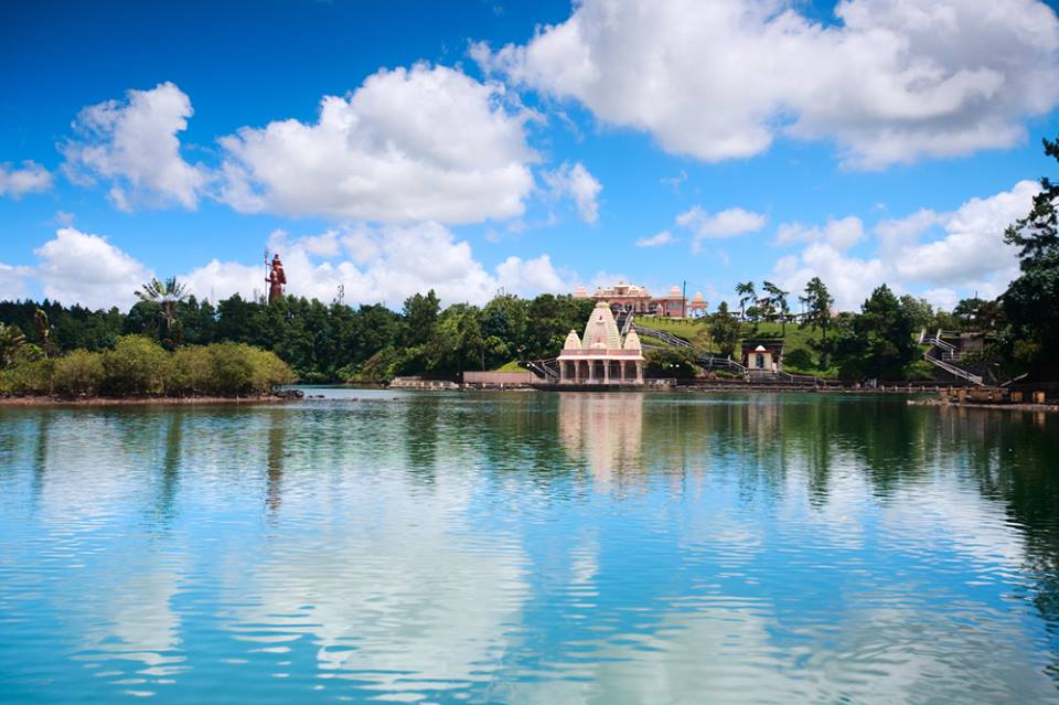 Grand Bassin lake Mauritius
