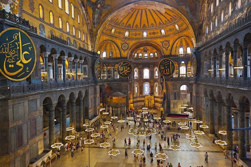 Hagia Sophia0 Istanbul