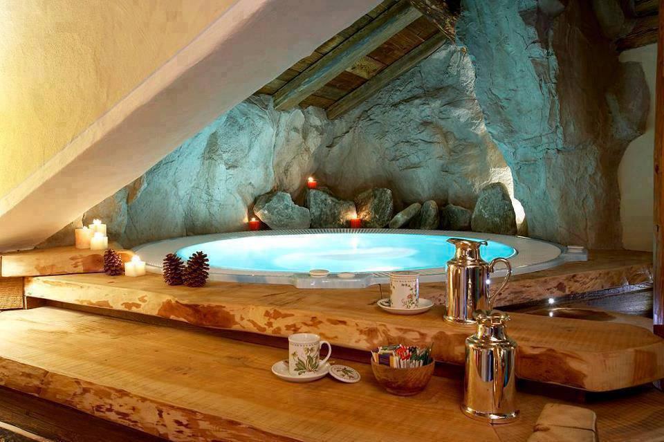 Hotel du Grand Paradis Spa la Baita Valle DAosta
