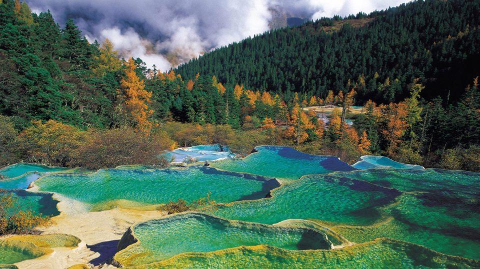 Huanglong Sichuan China