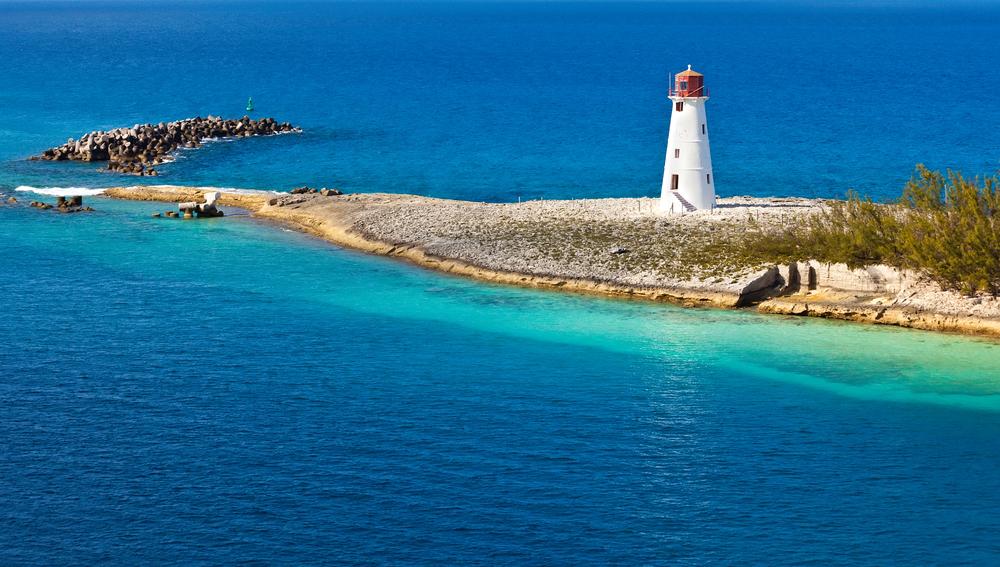 Island Nassau Bahamas