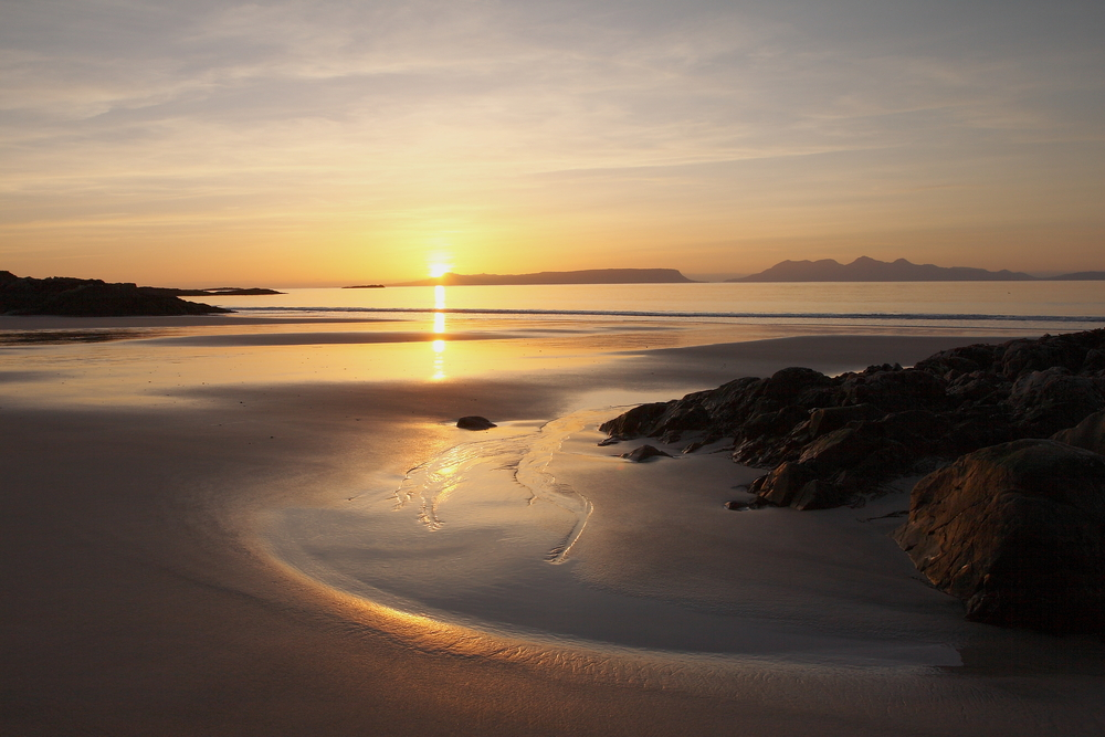 Isles of Rum and Eigg