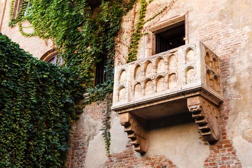 Juliet Capulet Home in Verona Veneto Italy
