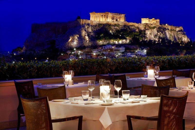 Kalispera e buon appetito Atene Grecia