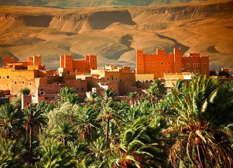 Kasbah Atlas Mountains Marocco