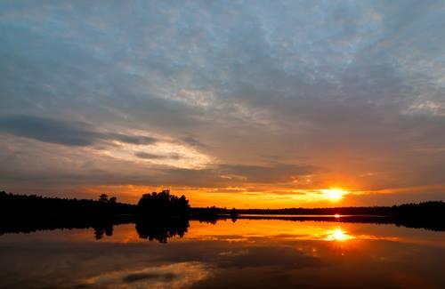 Mälaren lake Svezia