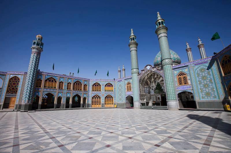 Magica Moschea Iran