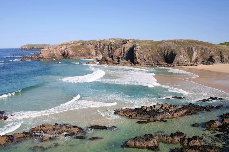 Mangurstadh Beach Isle Of Lewis Outer Hebrides Scozia