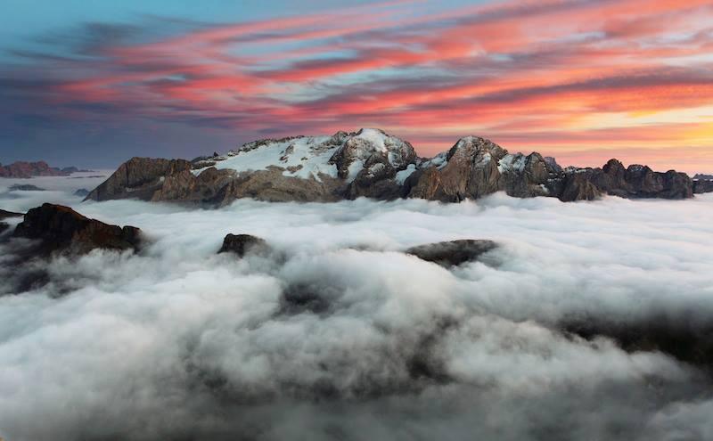 Marmolada Dolomiti