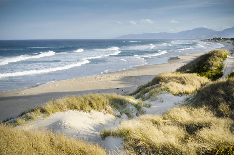 Marouard beach Tasmania