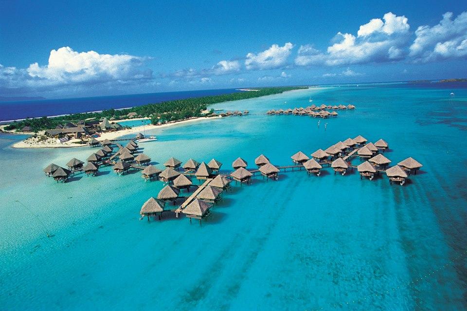 Maupiti Polynesia