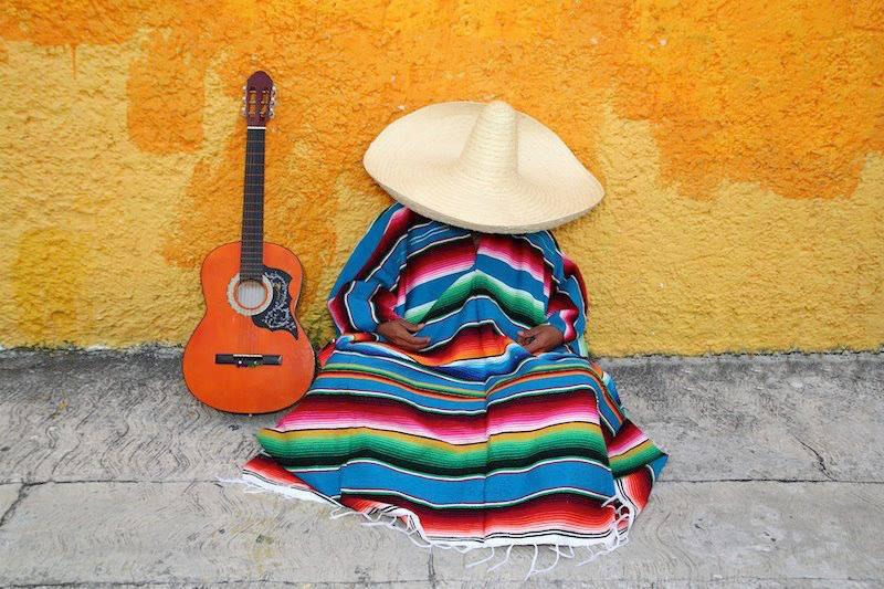 Mexico Siesta