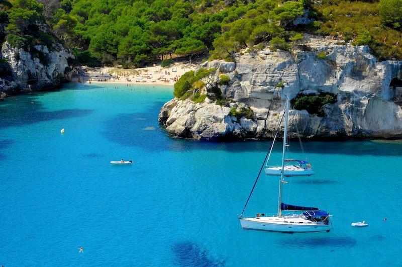 Minorca Baleari