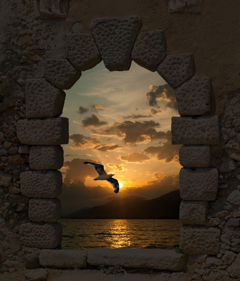 Monolithos Castle Lindos Grecia