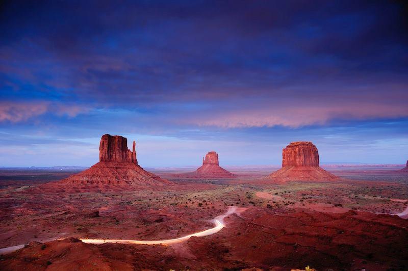 Monument Valley Utah USA 1