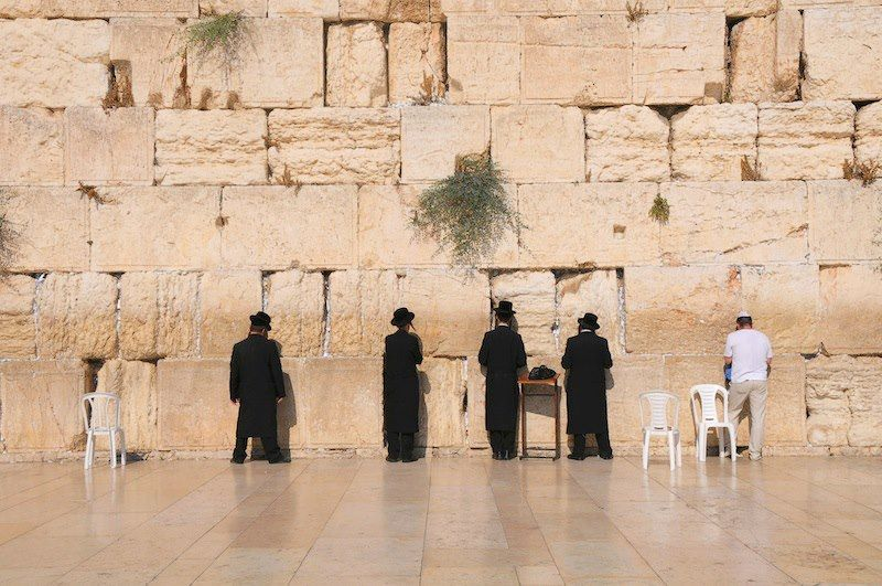 Muro del Pianto Gerusalemme