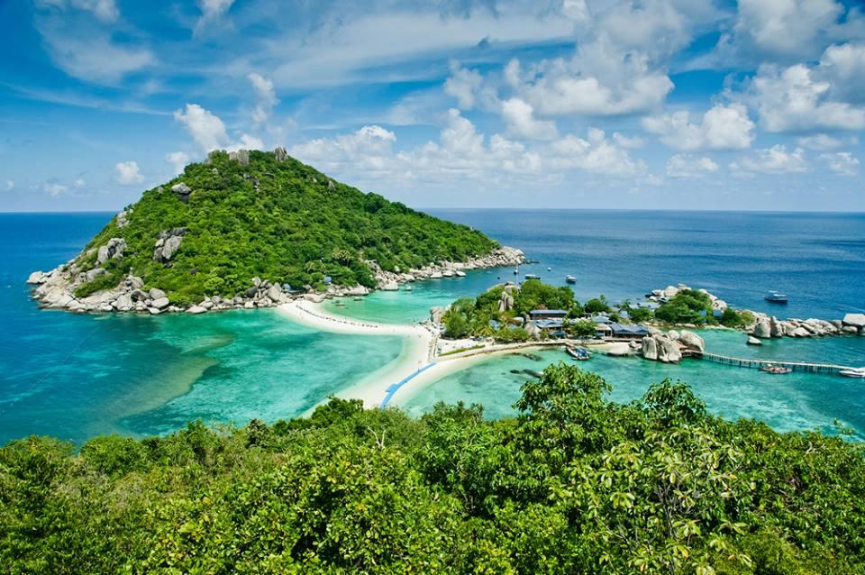 Nang Yuan islandThailand
