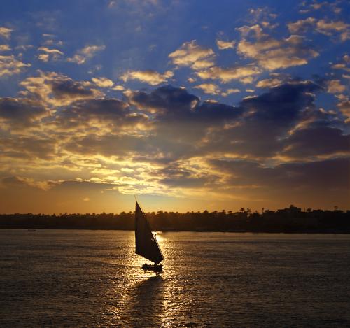 Nile Egypt Africa
