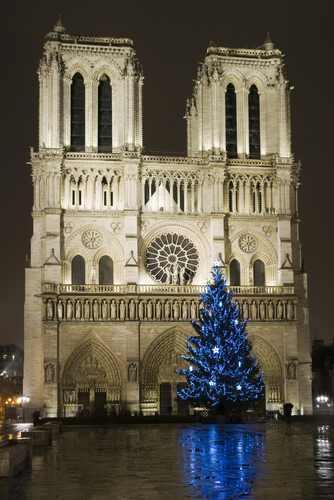 Notre Dame Parísnatale